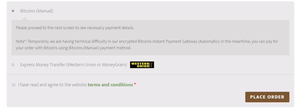 Select-Bitcoin